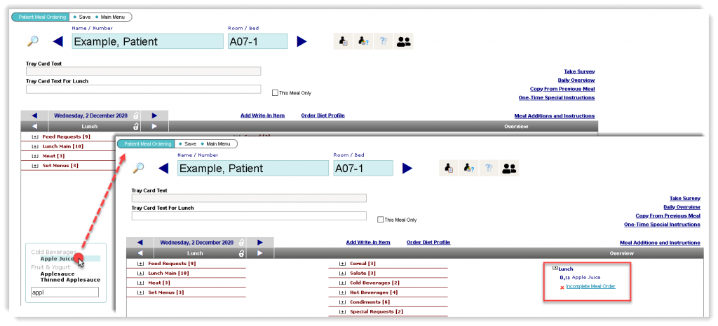 Example Overview